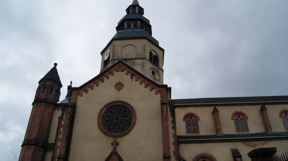 Abbaye de Senones.