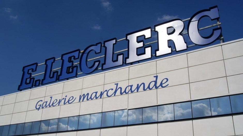 Hypermarché Leclerc Golbey.