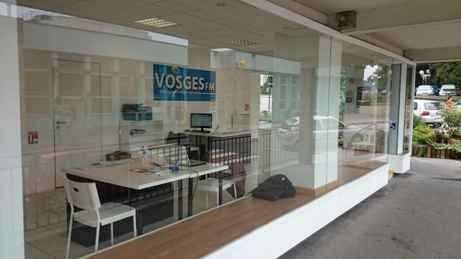 Radio Vosges FM Epinal.