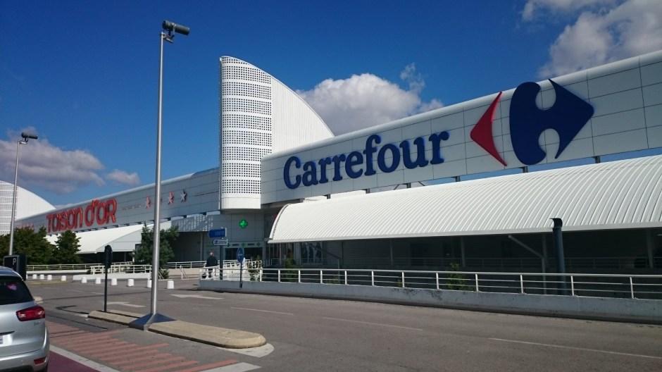 Centre commercial de la Toison d'Or - Dijon.