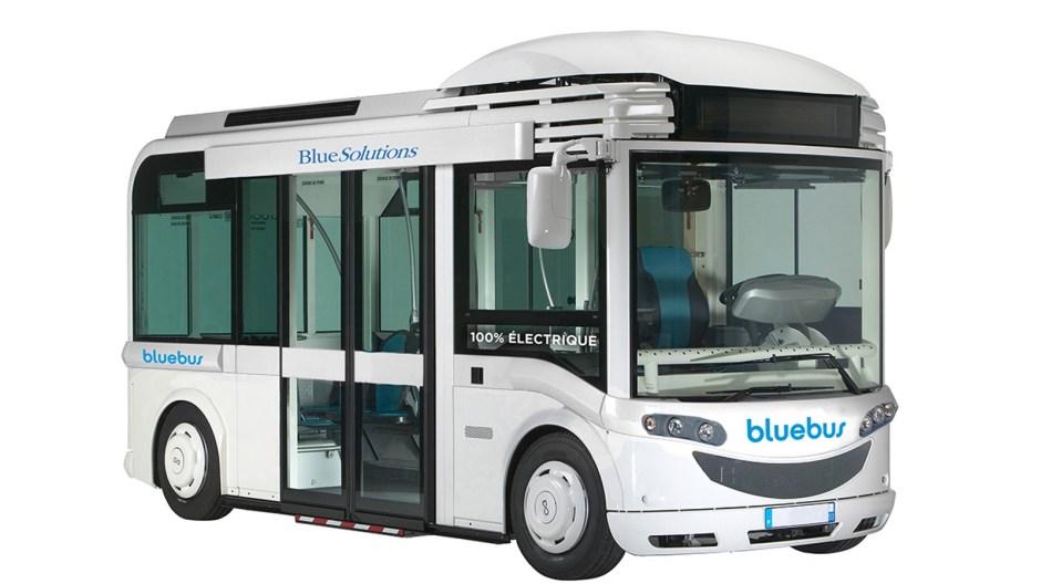 Bluebus Bolloré