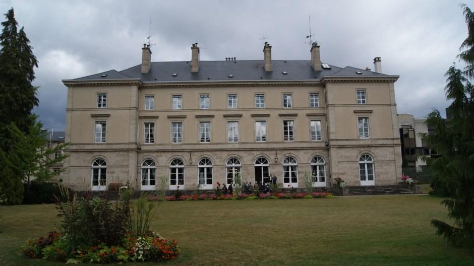 La Préfecture des Vosges à Epinal.