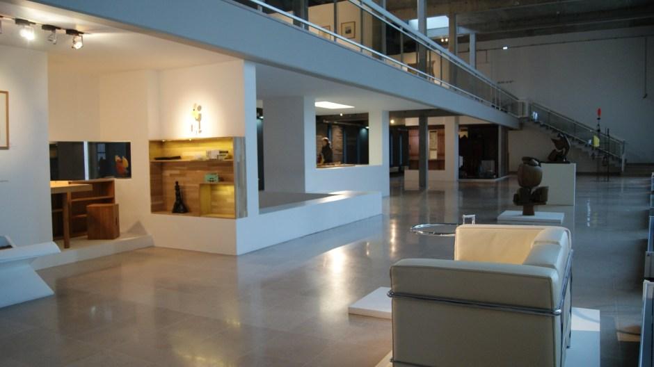Musée Pierre-Noël de Saint-Dié-des-Vosges.