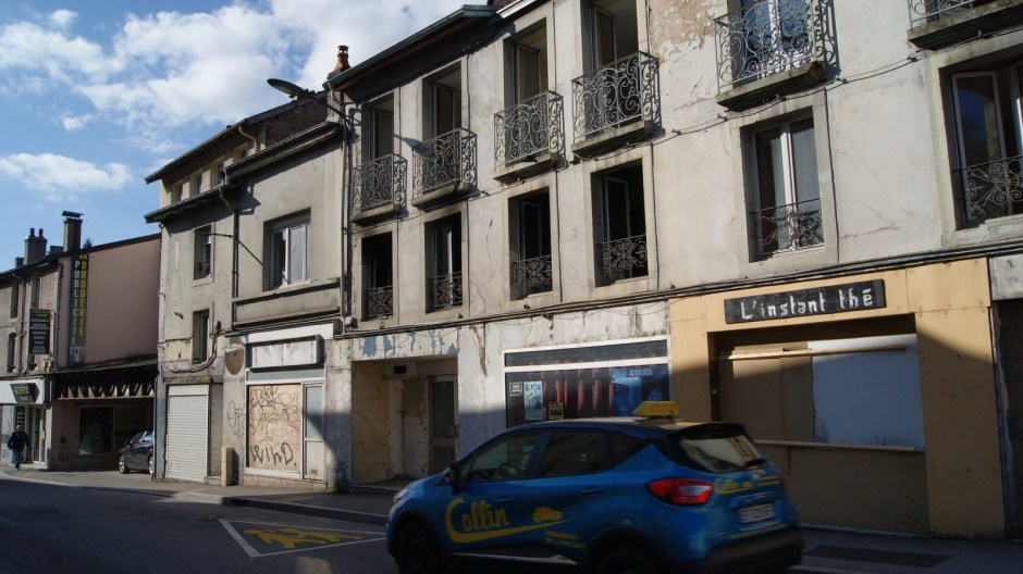Travaux à venir rue Saint-Michel à Epinal.