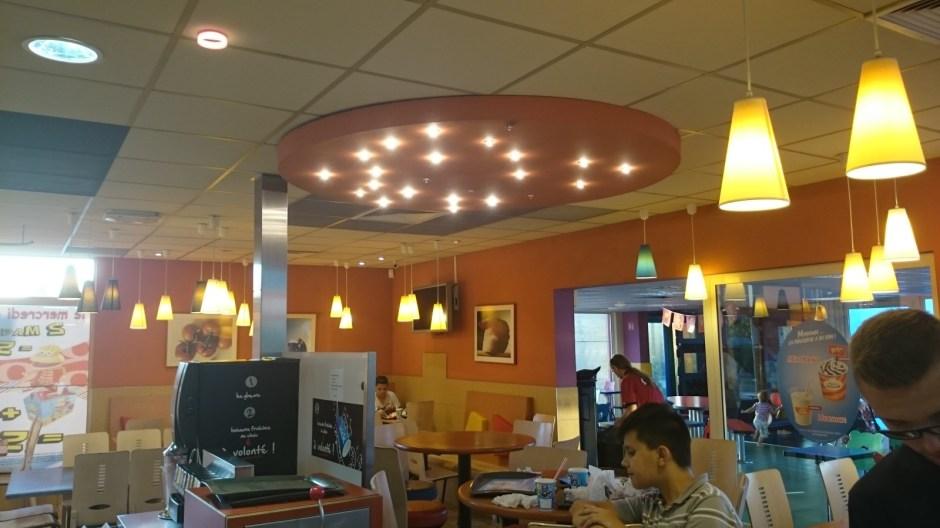 Restaurant QUICK Epinal.