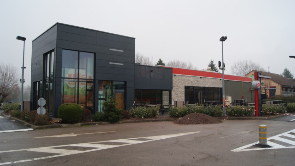 Burger King Epinal.
