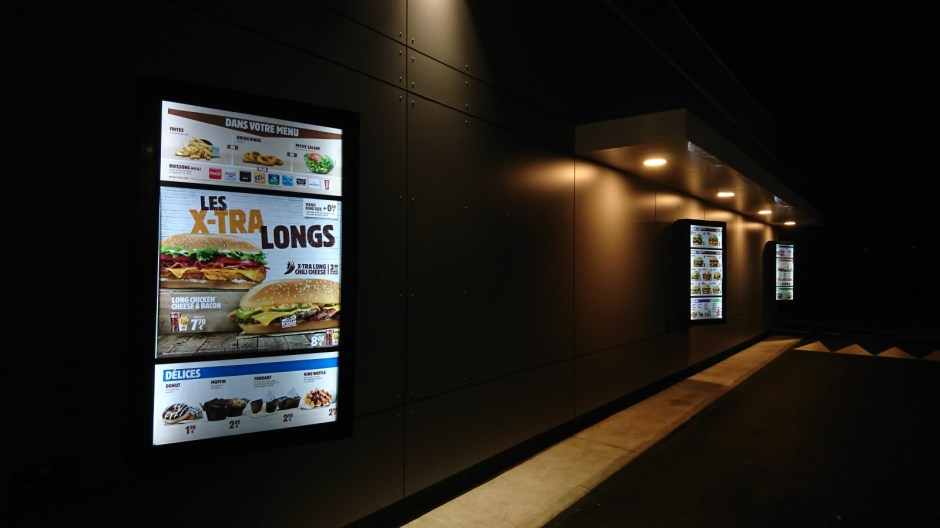 Burger King Sarrebourg.