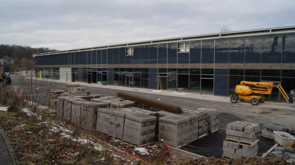 Agrandissement de la ZAC commerciale de la Pétrolerie à Golbey.