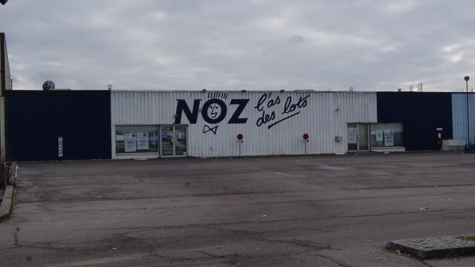 Rénovation de la ZAC de la Fougère à Chavelot.