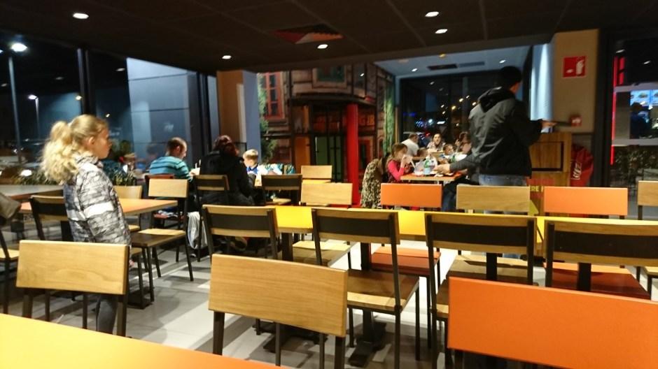 Burger King Epinal.